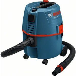 Строительный пылесос Bosch GAS 20 L SFC (060197B000) синий строительный пылесос dewalt dwv 902 l