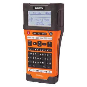 Струйный принтер Brother P-touch PT-E550WVP черный/оранжевый весы напольные электронные bosch ppw3330
