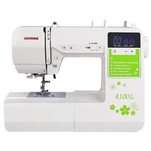 цена на Швейная машина Janome 4100L белый