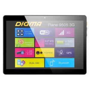 Планшетный компьютер Digma Plane 9505 8Gb 3G белый