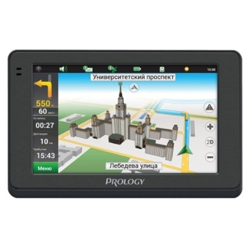 GPS навигатор Prology