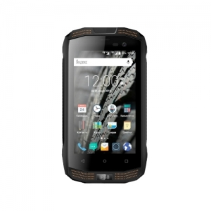 Смартфон Vertex Impress Action black/orange