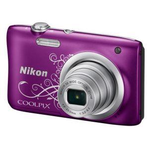 Цифровой фотоаппарат Nikon Coolpix A100 violet