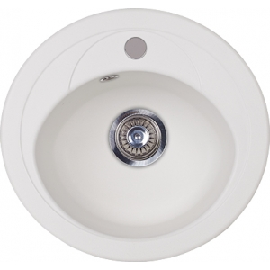 Кухонная мойка Kuppersberg CAPRI 1B белый алебастр