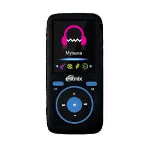 MP3 плеер Ritmix RF-4450 4Gb черно-синий