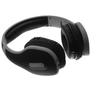 все цены на Bluetooth-наушники с микрофоном Harper HB-401 чёрный онлайн