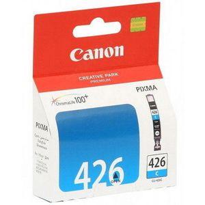 Картридж для струйного принтера Canon CLI-426C картридж для принтера canon cli 8r 0626b024 red