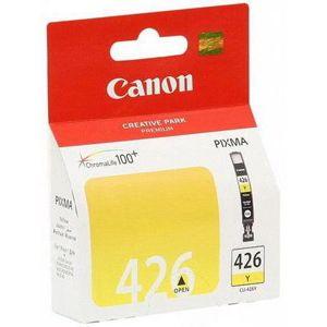 Картридж для струйного принтера Canon CLI-426Y картридж для принтера canon cli 8r 0626b024 red