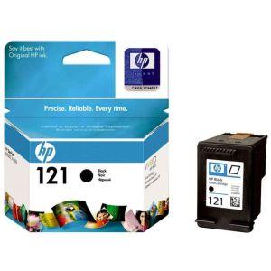 Картридж для струйного принтера HP № 121 HPA-CC640HE black картридж для принтера hp 90 c5064a yellow