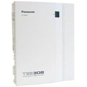 IP АТС Panasonic KX-TEB308RU цифровая ip атс panasonic kx ns500ru