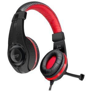 Компьютерная гарнитура Speedlink SL-860000 LEGATOS Stereo Gaming Headset чёрный stereo earphone headband pc notebook gaming headset microphone jul11