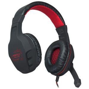 Компьютерная гарнитура Speedlink SL-860001 MARTIUS Stereo Gaming Headset чёрный stereo earphone headband pc notebook gaming headset microphone jul11