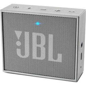 Портативная колонка JBL GO серый jbl go blue