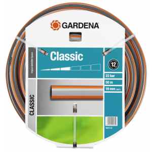 Шланг садовый Gardena Classic 3/4х 50 м 18025-20.000.00 шланг gardena classic 19 мм 3 4 х 20 м
