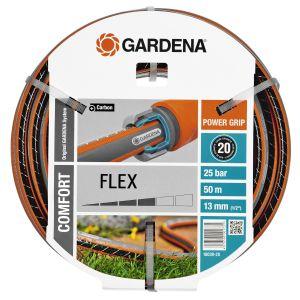 Шланг садовый Gardena Flex 1/2 50м (18039-20.000.00) шланг gardena classic 1 2 50м 18010 20 000 00