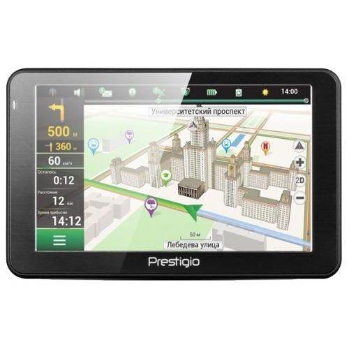 GPS навигатор Prestigio