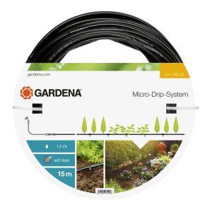"""Шланг садовый Gardena 4.6 мм (3/16"""") (4/192) (01362-20.000.00) шланг gardena 01362 20"""