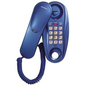 Телефон проводной Supra STL-112 голубой supra supra stl 112