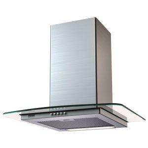 Вытяжка Kronasteel Jasmin PB 600 нержавеющая сталь/стекло kronasteel jasmin smart 600