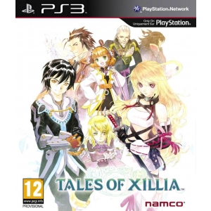 Игра для Sony PS3 Tales of Xillia tales of wrykyn