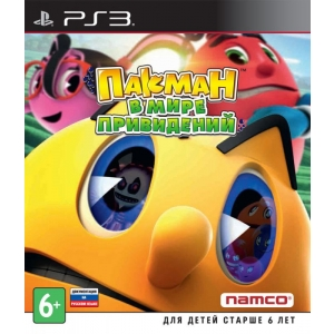 Игра для Sony PS3 Пакман в мире привидений strong magnetizer ring tool m5 orange 5 pcs