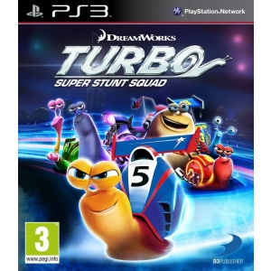 все цены на Игра для Sony PS3 Турбо: Суперкоманда каскадеров онлайн