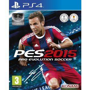 все цены на Игра для Sony PS4 Pro Evolution Soccer 2015 онлайн