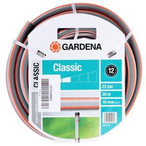 Шланг садовый Gardena Classic 3/4 х 20 м (18022-20.000.00) шланг gardena classic 19 мм 3 4 х 20 м