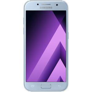 Смартфон Samsung Galaxy A3 (2017) SM-A320F синий смартфон samsung galaxy a3 2017 gold sm a320f