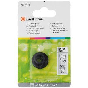 Комплект прокладок Gardena 01124-20.000.00 комплект прокладок для арт 902 2902 gardena 01125