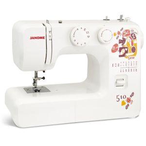 Швейная машина Janome Sew Dream 510 measure cut sew