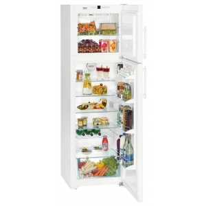 Холодильник LIEBHERR CTN 3663-21001 белый холодильник с морозильной камерой liebherr ctn 5215