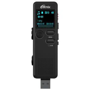 Цифровой диктофон Ritmix RR-610 4Gb сейф onix ls 30kт с трейзером