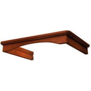 Комплект багетов для вытяжки Kronasteel Adelia CPB/G1/3 тёмный орех cnd цвет plum paisley