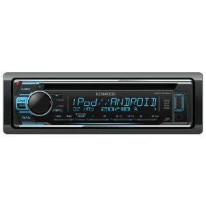 Автомобильная магнитола Kenwood KDC-210UI автомагнитола kenwood kdc 210ui usb mp3 cd fm 1din 4х50вт черный