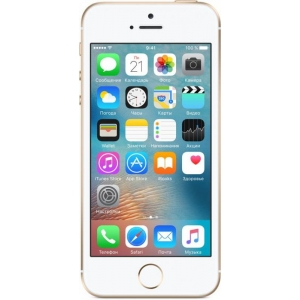 Смартфон Apple iPhone SE 32Gb золото