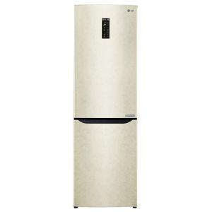 Холодильник LG GA-B429SEQZ холодильник с морозильной камерой lg ga b429seqz beige