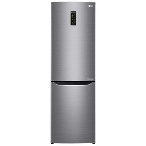 Холодильник LG GA-B429 SMQZ тактильное лото животные