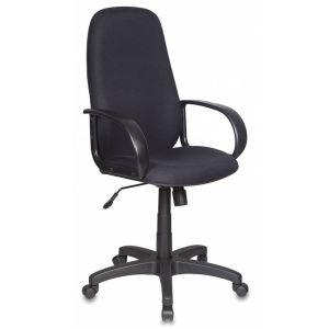Кресло офисное Бюрократ CH-808AXSN чёрный