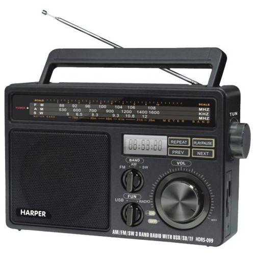 Купить со скидкой Радиоприемник Harper