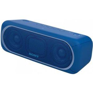 Портативная колонка Sony SRSXB30L синий