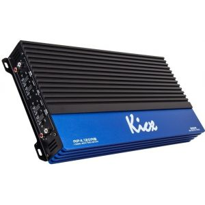 Автомобильный усилитель Kicx AP 4.120AB усилитель kicx gt 4 100