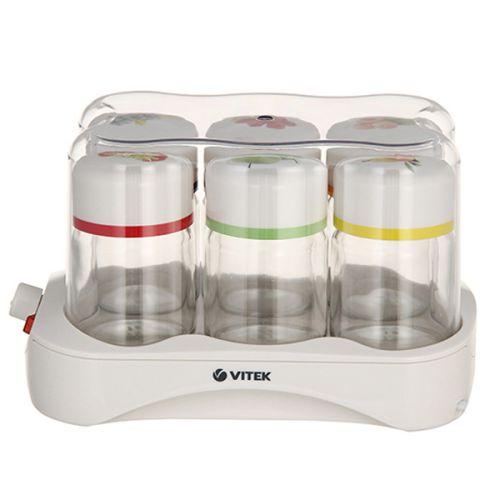 Купить со скидкой Йогуртница Vitek