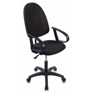 Кресло офисное Бюрократ CH-1300 чёрный