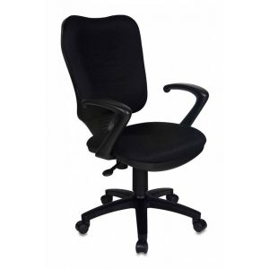 Кресло компьютерное Бюрократ CH-540AXSN чёрный бюрократ офисное ch 540axsn tw 11 черное