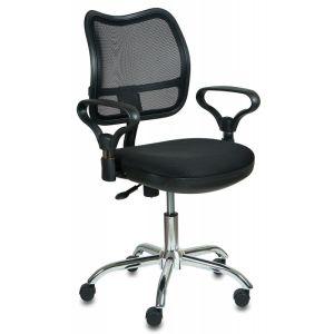 Кресло компьютерное Бюрократ CH-799SL чёрный