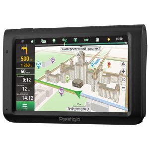 GPS навигатор Prestigio GeoVision 5069