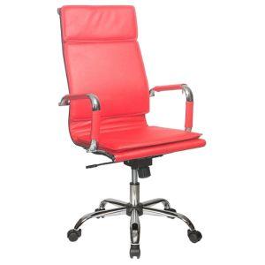 Кресло компьютерное Бюрократ CH-993 красный