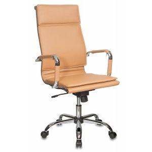 Кресло компьютерное Бюрократ CH-993 светло-коричневый кресло для отдыха классика светло коричневый