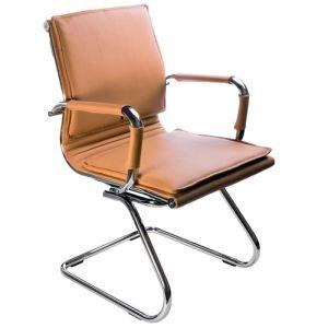 все цены на Кресло компьютерное Бюрократ CH-993-Low-V светло-коричневый в интернете